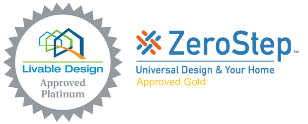 Livable Design Platinum, Zero Step Gold