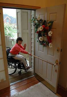Universal design living laboratory for How to find handicap accessible housing
