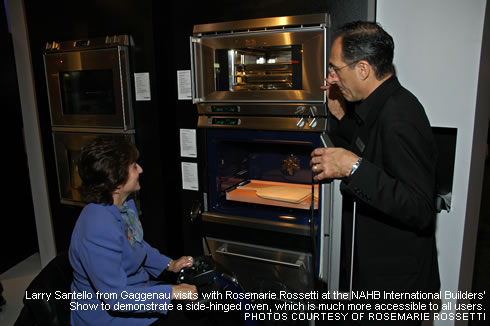 Gaggeneau Side-Door Oven