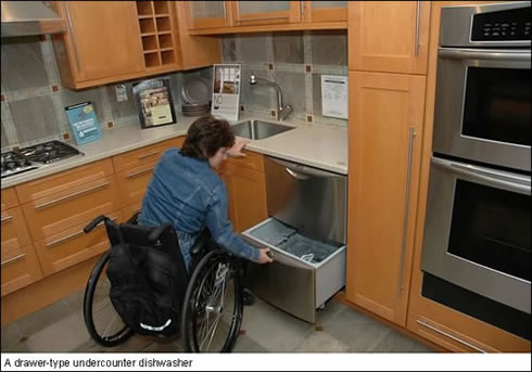 Universal design simple steps to modify your kitchen Ada compliant homes